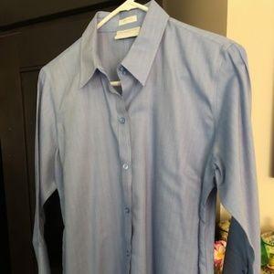 Women: Liz Claiborne Button-down Dress Shirt